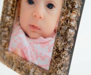 Placenta Photo Frame